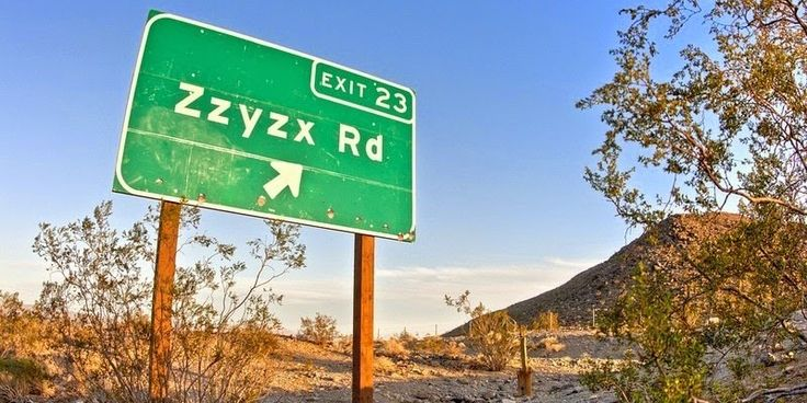 Welcome to Zzyzx: California's most mysterious weird little town