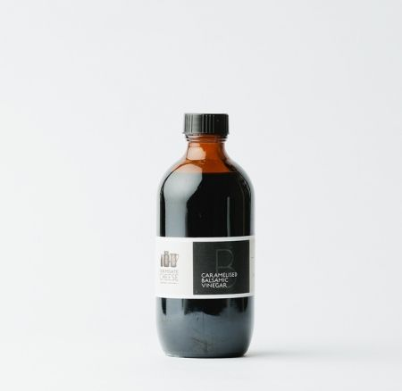 Caramelised balsamic vinegar 200ml - hardtofind.
