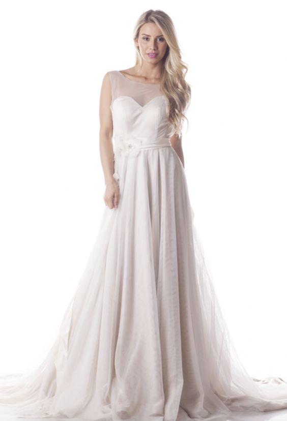 Wedding dress idea; Featured Dress: Olia Zavozina