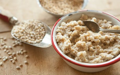 Nothing beats a bowl of hot cereal in the morning, and using a slow cooker makes it easier than ever and produces deliciously creamy results. You can make this breakfast vegan by replacing the honey with agave nectar or chopped dried dates.