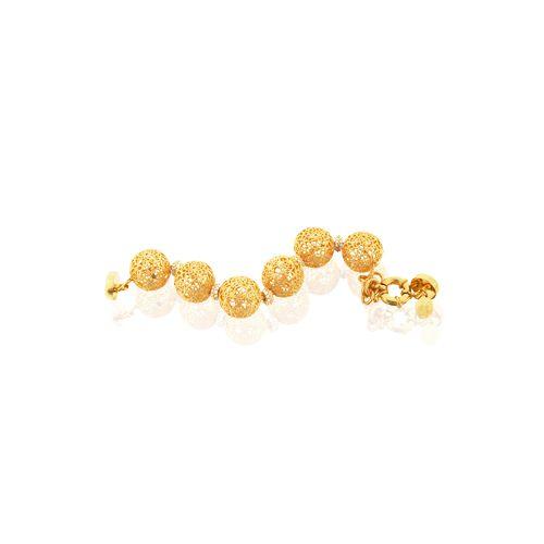 Pulseira Structural - folheado em ouro, prata, rose ou prata negra Peça cravejada com zircônia de 1,0 mm Peso: 50 grs Comprimento: 21 cm Ref: D057 Link: www.gsstore.com.br
