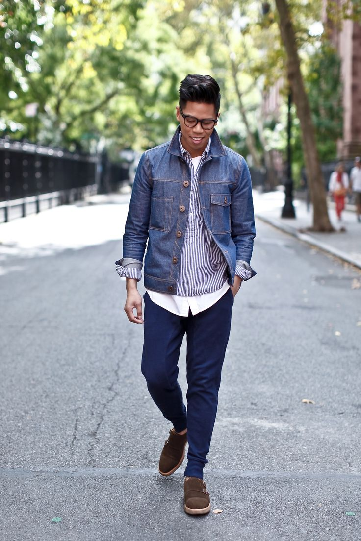 Fashion Bloggers Men Outfit Men s Fashion