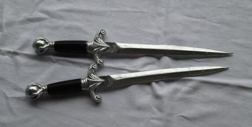Legend of The Seeker Confessor Kahlan Daggers Replica LARP | eBay