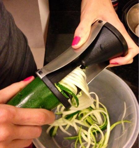 Healthy Fit Goddess: GEFU Vegetable Spiralizer.
