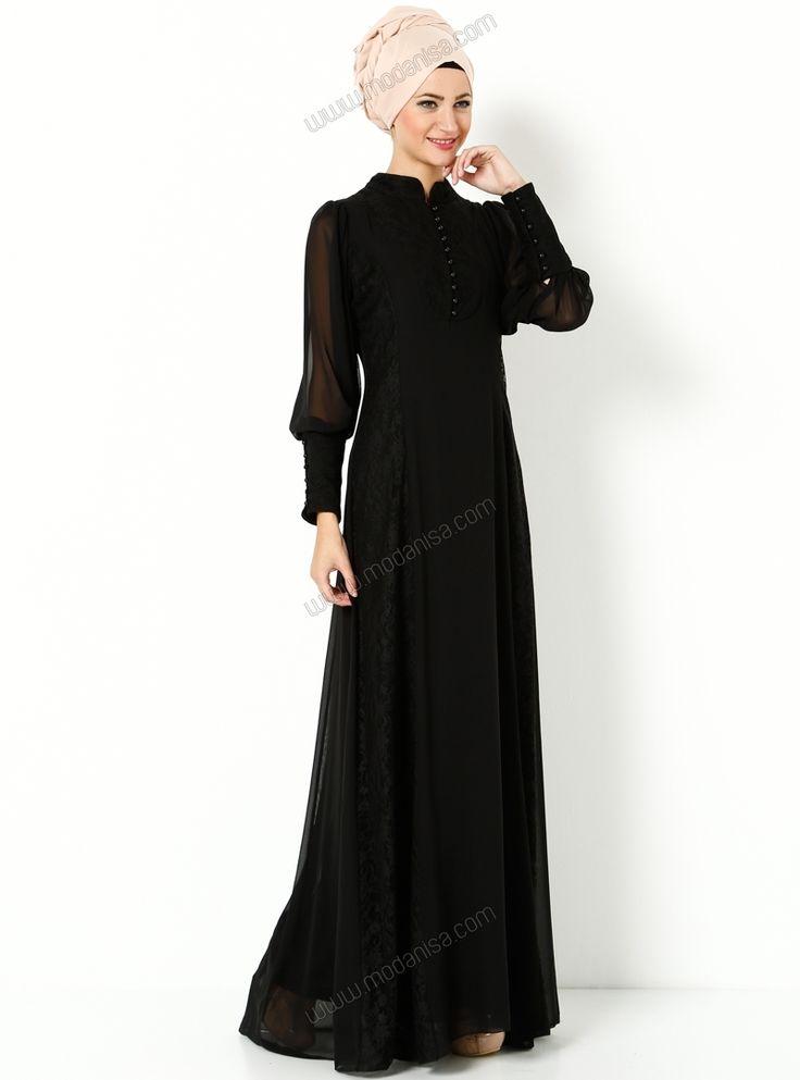 <3 http://en.modanisa.com/dantel-suslemeli-hakim-yaka-abiye-elbise-1072--siyah--mileny.html