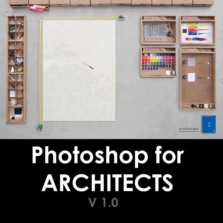 Photoshop for ARCHITECTS v 1.0