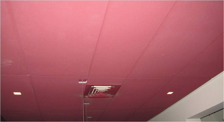 FR melamine foam acoustic foam for wall and ceiling decoration