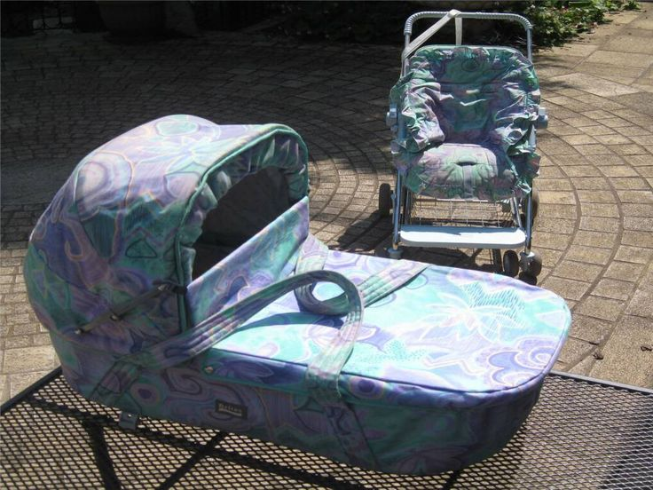 Britax Pram/Carrycot Pushchair system
