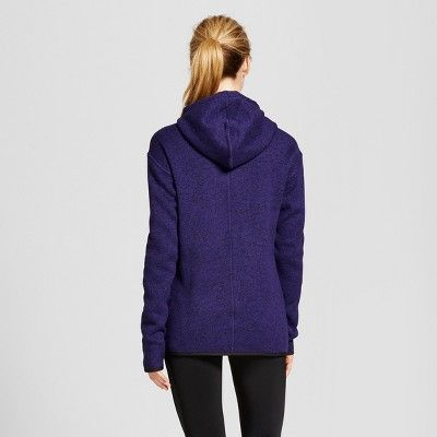 c9 champion women's sweater fleece jacket
