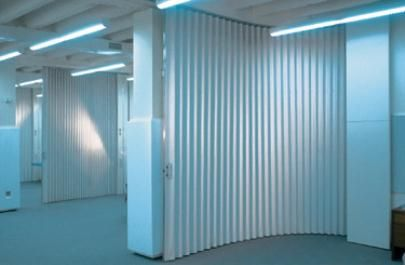 Accordion Partition Walls | Wall Partition Ideas