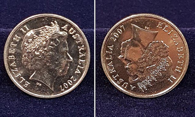 The 5c coin hiding in your pocket could be worth $2000 Coin collector Steve Troha from Town Hall Coins & Collectables stumbled upon a 2007 5c Double Heads piece when paying for his coffee in Surry Hills.