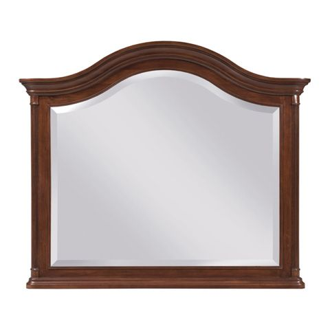 Kincaid Furniture - Hadleigh Arched Landscape Mirror - 607-020
