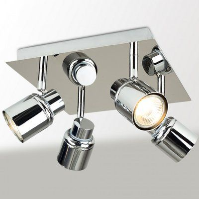 Benton 3-Light LED Ceiling Spotlight