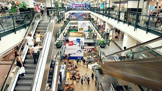 Galerias comerciales subterraneas Montreal