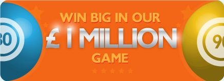 Yep, you did just read that! Priceless Bingo are offering huge jackpots including a £1,000,000 game - don't miss out on this chance any longer!