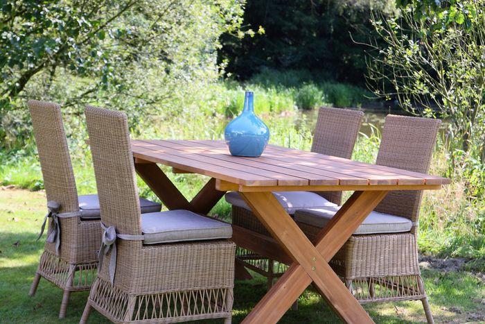 Krzesło ogrodowe MARINA z poduszką