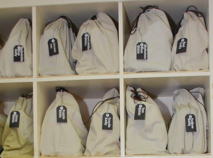 Purse Storage Follow-Up | Handbag storage, Closet ...