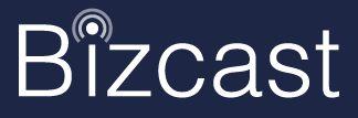 Bizcast Inc. on Strikingly