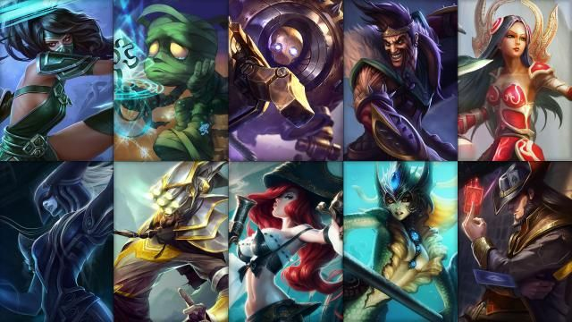 League Of Legends Free week rotation 06/16/2015  ‪#‎LolNews‬ ‪#‎Lol‬