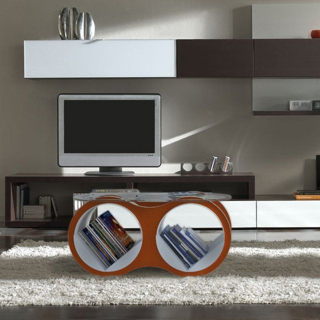 Design By David Winston Made In The USA Scale Bolla 2 Glass Coffee Table Is Part Of Pop Shelving System Which Allows You To Configure