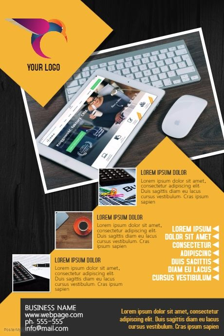 10 best Business flyers images on Pinterest | Business ...