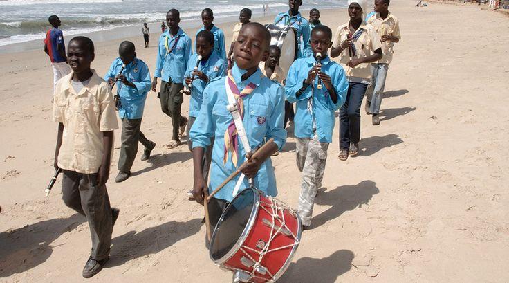 The Gambia - Paradise Lost - reisverslag Serrekunda Coast - Reiskrant Reporter