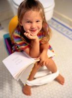 Having a potty-training plan makes the process easier.