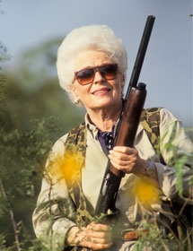 Former Gov. Ann Richards--the finest Texas politician since the state joined the union.