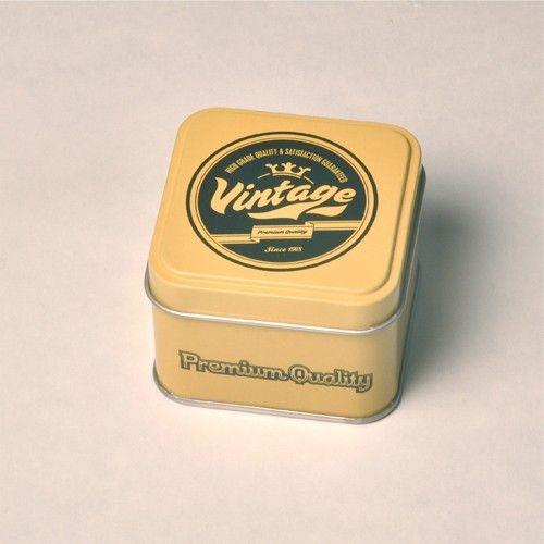 "cendrier de poche ""Vintage"""