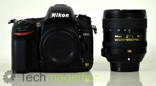 Nikon D610 FX Dslr Camera Review #Nikon #DigitalCamera