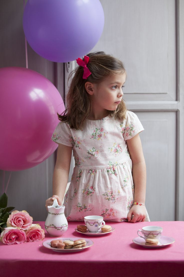 LOLITA #Dress #kidsfashion #cdec_paris