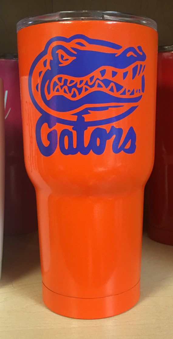 Florida Gators Inspired SICSeriously ICE Cold by LeslisDesigns