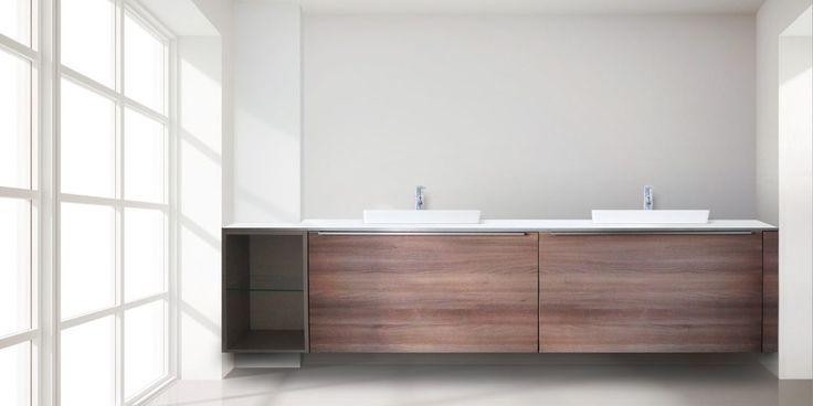 Bathroom furniture production