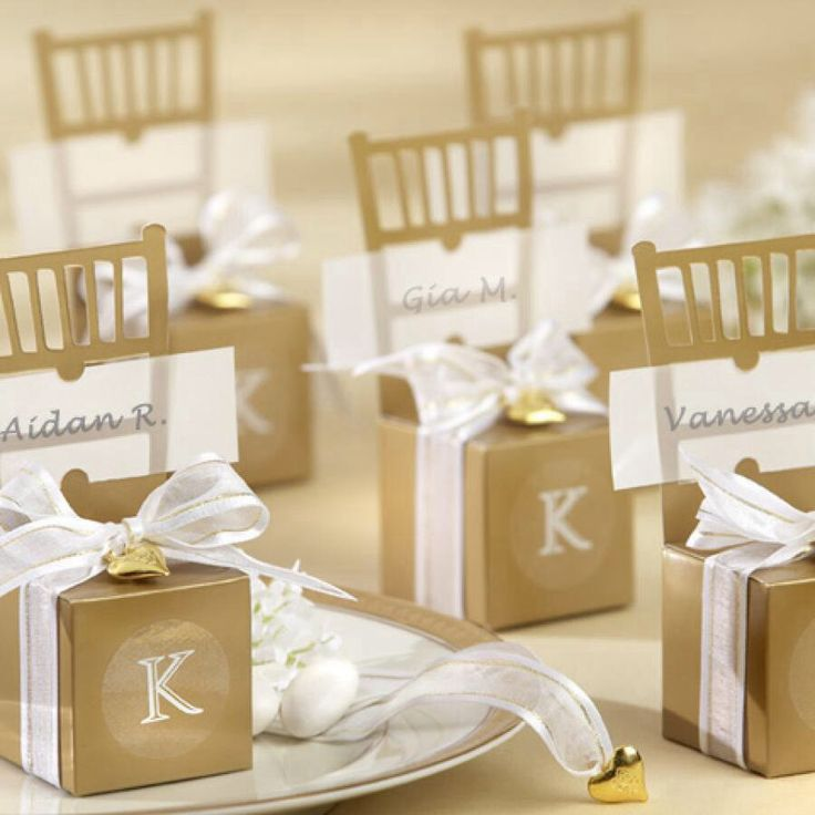 Wedding favors / recuerdos de boda