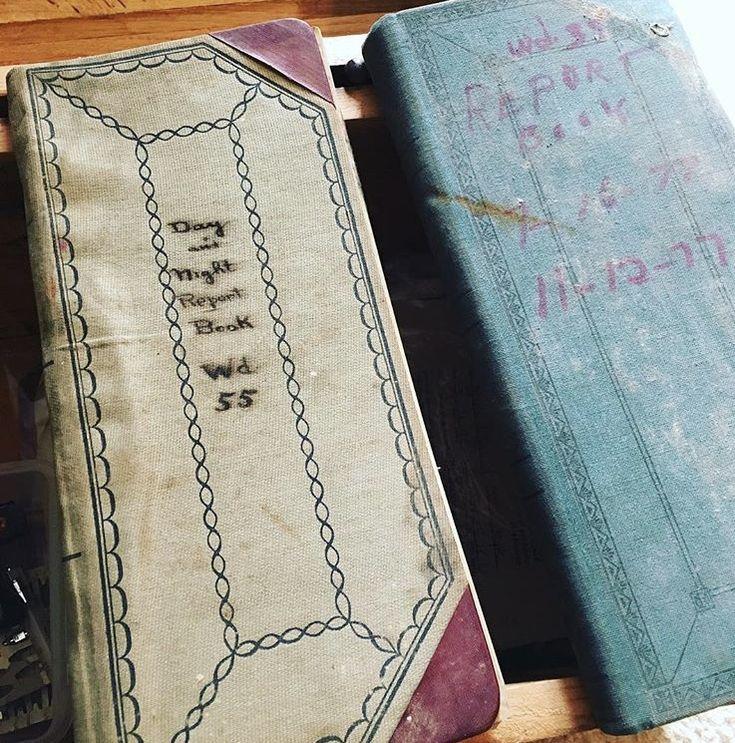 Essex county hospital ward journals. Asylum New Jersey