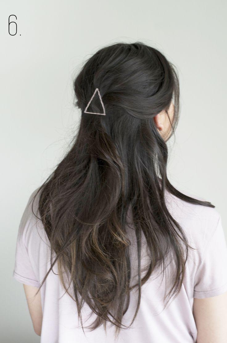 easy Hairdo, we show how..https://hotasice.com/peinados-faciles/#more-1790