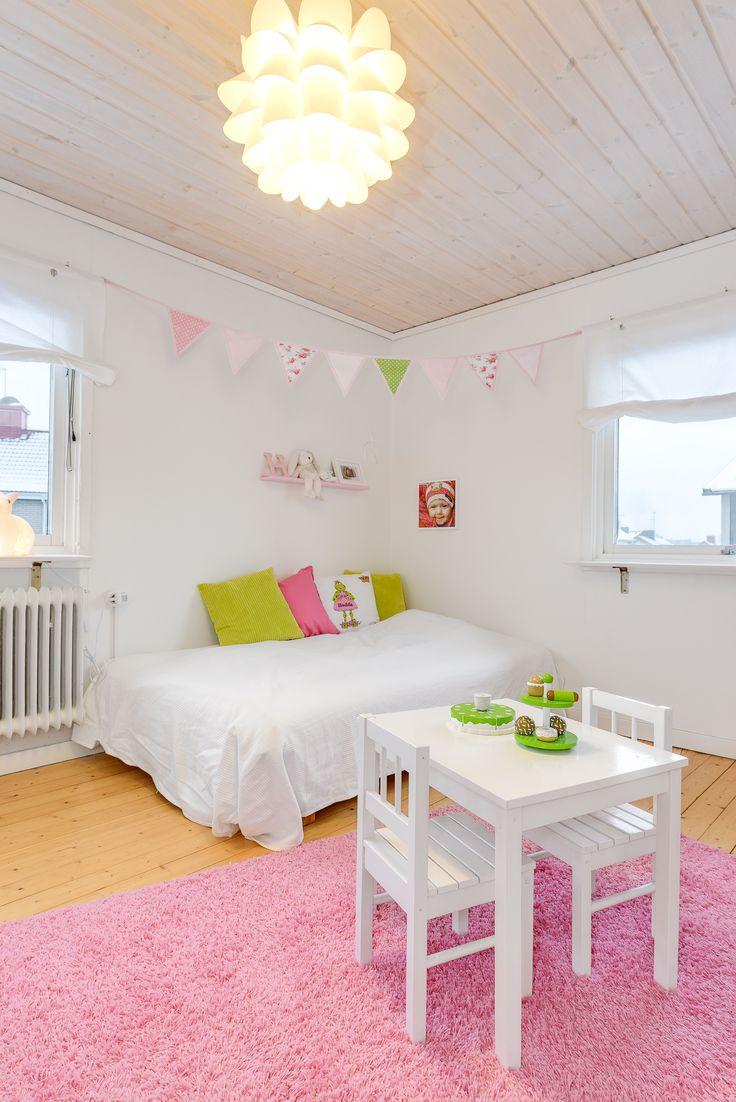Kombinera barnrummet med gästrummet!