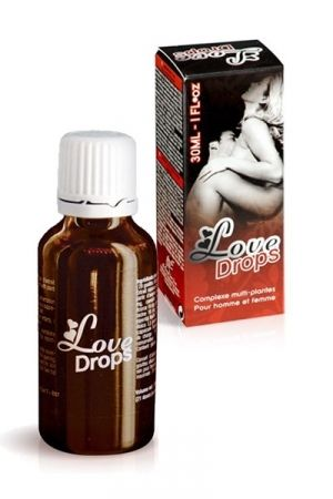 Love Drops Stimulant Sexuel Aphrodisiaque 30 ml