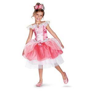 Prestige Sleeping Beauty Princess Aurora Disney Tutu Toddler / Kids Costume - Kids Costumes