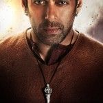 Finally The makers of Bajrangi Bhaijaan have been launched his first look full poster, The poster features Salman Khan in the main key roles. Salman Khan seems to intense look with a stubble and silver earrings and wears the silver locket dangling on his...