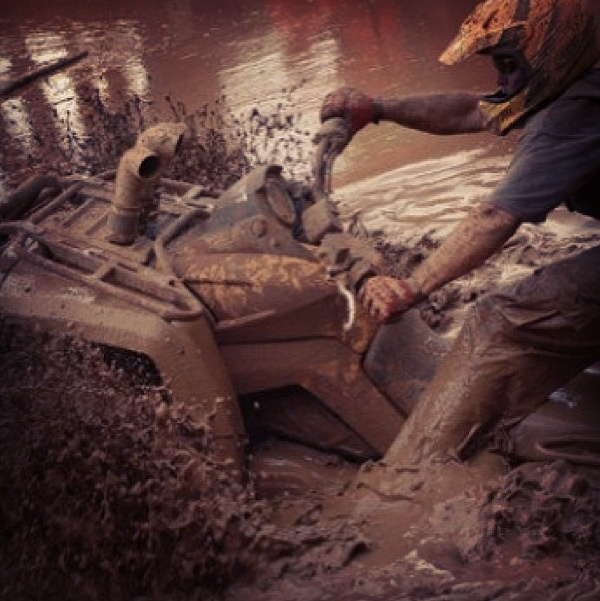 Mudding. come on who wants to go?? uh every country girl!#yep
