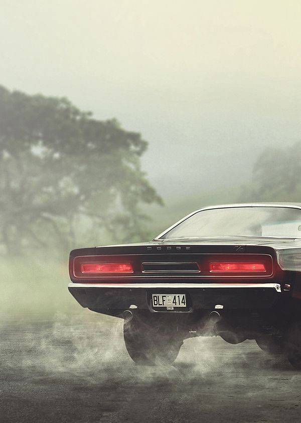 Dodge Charger - awesome photo
