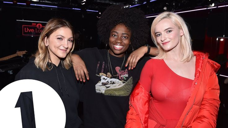 Clean Bandit - I Miss You feat. Julie Michaels in the Radio 1 Live Lounge