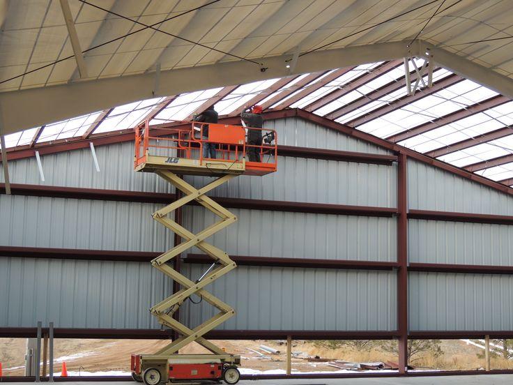 DIY Metal Building Insulation #insulation # ...