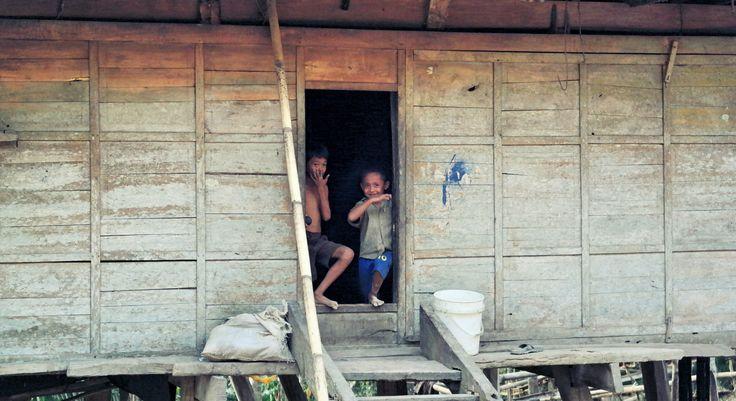 kids in Tana Toa