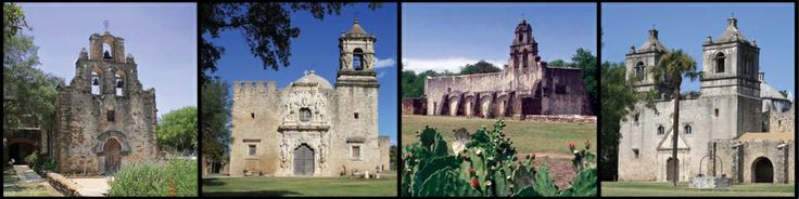 The churches of San Antonio were the heart of the Spanish colonal mission communities.