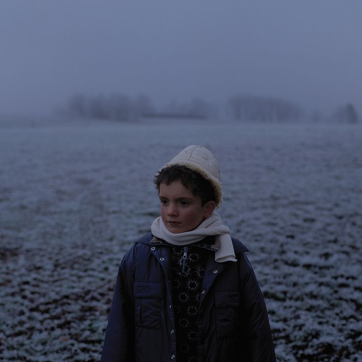 Kid's Wear - Advent Calendar 2014 Door 9 photo by Achim Lippoth  Brrrr.....freezing!