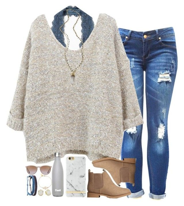 pm me... i need some advice by sarahc01 on Polyvore featuring polyvore, fashion, style, Free People, H&M, Alexandra Beth Designs, Pura Vida, Kendra Scott, Marc by Marc Jacobs, Ray-Ban and clothing