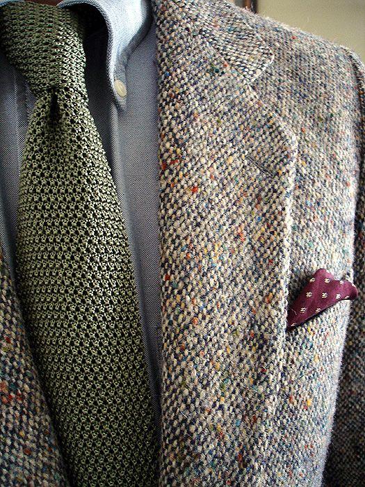 Un style au couleurs automnales pour égayer l'hiver sans trop le bouleverser