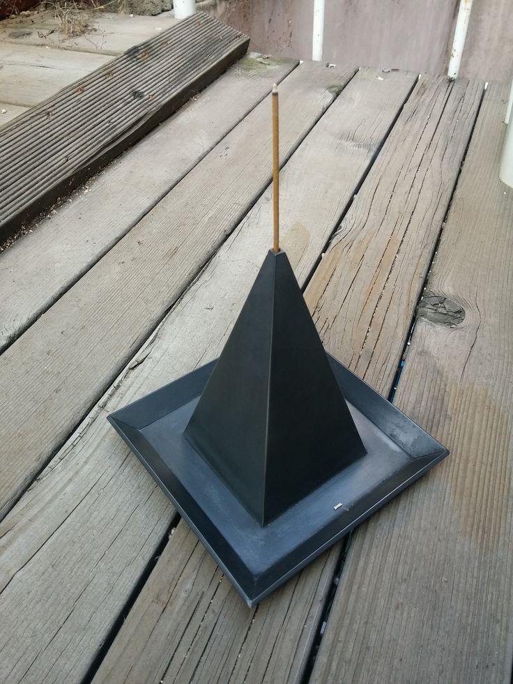 an incense holder